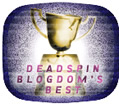 Deadspin Award Logo